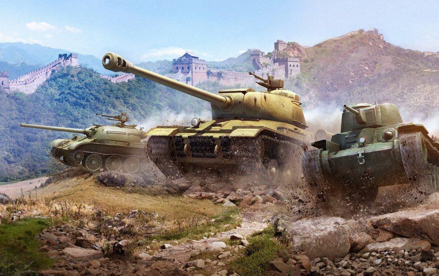 World of Tanks: 19/1 στο PS4