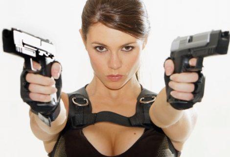 Άλισον Κάρολ: η τελευταία Lara Croft