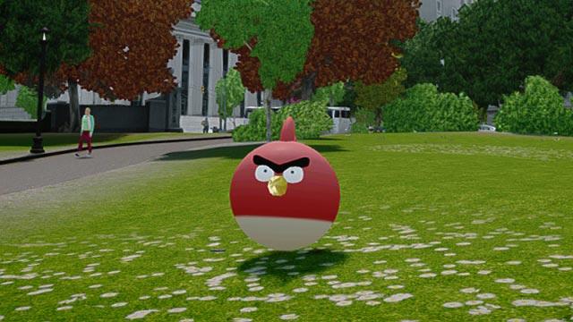 Τα Angry Birds τώρα και στο Grand Theft Auto!