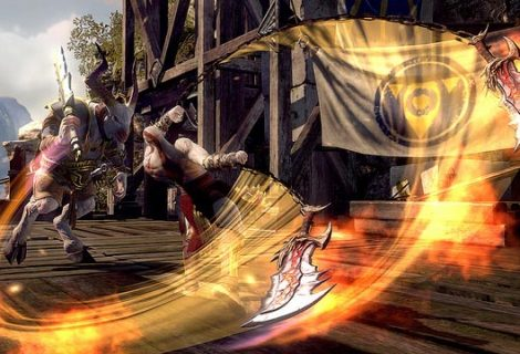 O Kratos εν δράσει στο νέο τρέιλερ, From Ashes, του God of War: Ascension