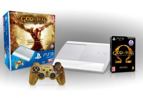 Το ευρωπαϊκό συλλεκτικό πακέτο του PS3 για το God of War: Ascension