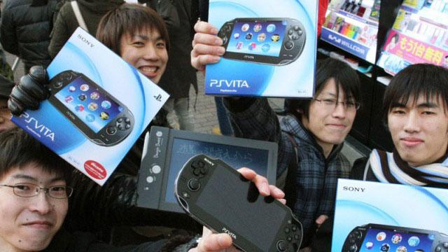 Πέφτει η τιμή του PS Vita στην Ιαπωνία