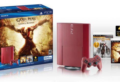 Το απόλυτο πακέτο PS3 για τον λάτρη των God of War!