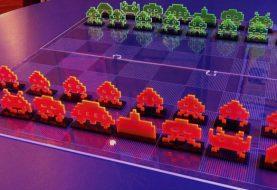 Η σκακιέρα Space Invaders που θα κάνει κατάληψη στο τραπεζάκι σου!
