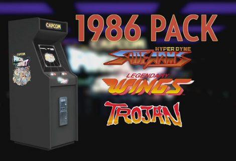 Τρία ακόμα παιχνίδια για το Capcom Arcade Cabinet
