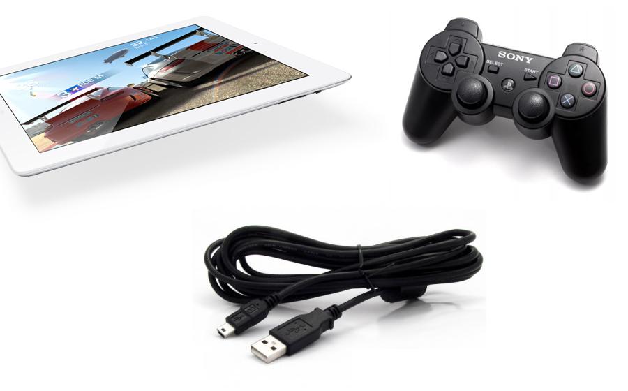 Παίξε στο iPad με το χειριστήριο του PS3 - iGuRu