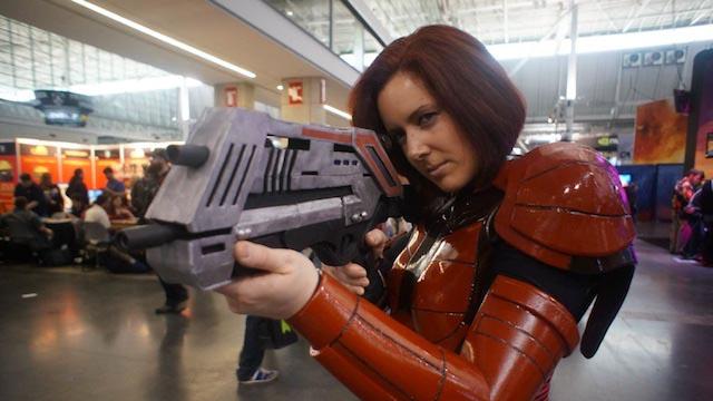 Άπειρο cosplay στην PAX East