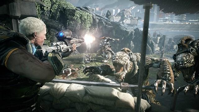 «Εκρηκτικό» τρέιλερ για το Gears of War: Judgment