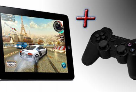 Παίξε στο iPad με το χειριστήριο του PS3