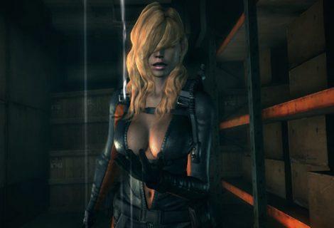 Η Rachel και το… ντεκολτέ της στο Resident Evil Revelations!