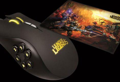 Τα επίσημα συλλεκτικά προϊόντα League of Legends από τη Razer