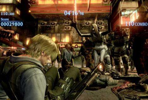 Βίντεο με gameplay από το Resident Evil 6 με ξένα... ζόμπι!