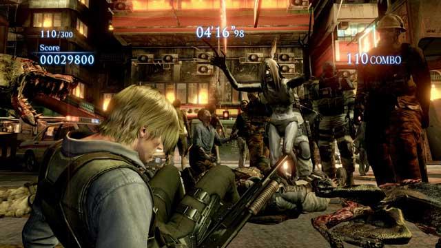 Βίντεο με gameplay από το Resident Evil 6 με ξένα… ζόμπι!