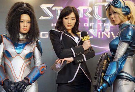 Οι καλύτερες cosplayers της Κορέας πάνε… Heart of the Swarm!