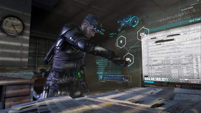 Νέο gameplay βίντεο για το Splinter Cell Blacklist