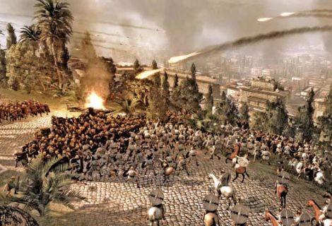 Το Total War: Rome II διδάσκει και πάλι ιστορία