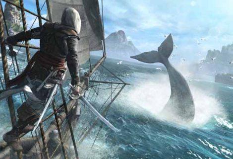 Ο χάρτης του Assassin's Creed IV: Black Flag