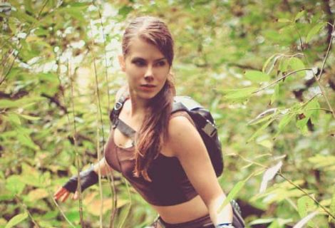 Μια Lara απ' τη Ρωσία!