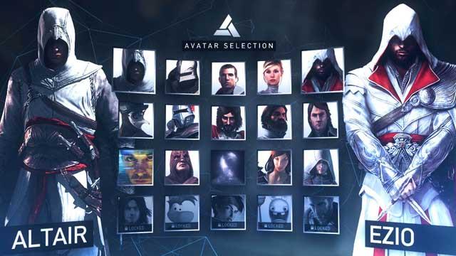 Πως θα έμοιαζε ένα παιχνίδι fighting του Assassin's Creed