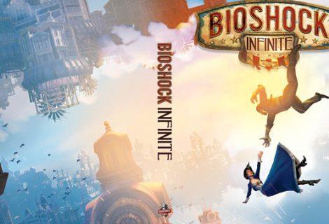 Εναλλακτικά εξώφυλλα του BioShock Infinite για να εκτυπώσεις!