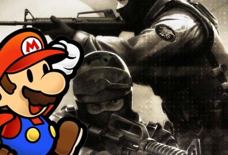 Το Counter-Strike παίζει Super Mario!