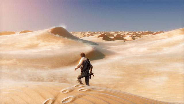 Οι ερημωμένες περιοχές των videogames!