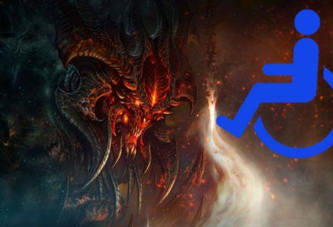 Έπαιζε Diablo III και σηκώθηκε από το αναπηρικό του καροτσάκι!