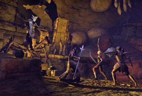 Διέρρευσε βίντεο του Τhe Elder Scrolls Online!