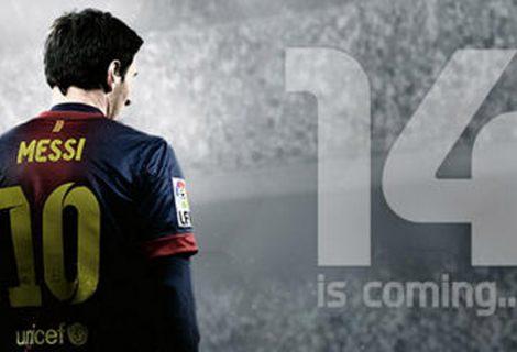 Αποκαλύπτεται το FIFA 14 αύριο!
