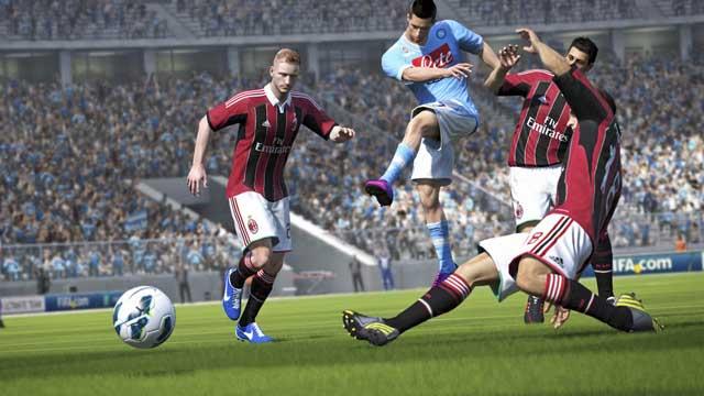Πρώτες εικόνες και βίντεο για το FIFA 14