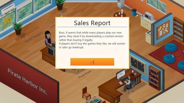 Οι πειρατές του Game Dev Tycoon πτωχεύουν από… πειρατεία!