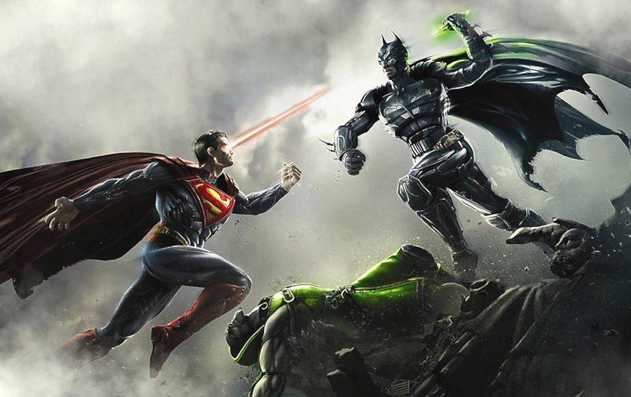 Injustice: Gods Among Us [next-gen update]