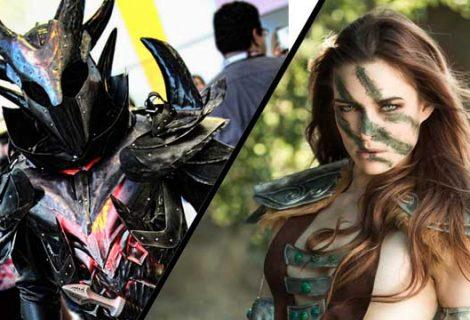 Ένα ποτ πουρί από cosplay του Skyrim!