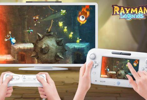 Κατέβασε δωρεάν την εφαρμογή του Rayman Legends στο Wii U