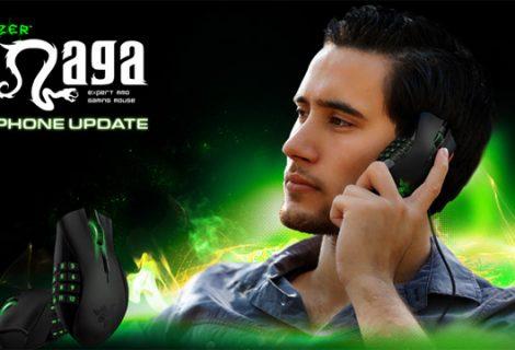Το Razer Naga γίνεται… τηλέφωνο!
