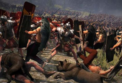 Η μάχη του Τόιτμπεργκ στο Total War: Rome II
