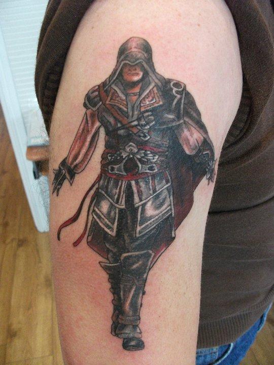 Ό Videogames ί Tattoo