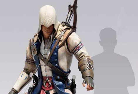 «Αγαλματάκι» του Connor από το Assassin's Creed III στο... ύψος σου!