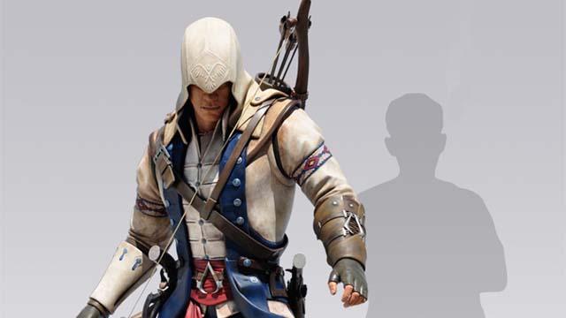 «Αγαλματάκι» του Connor από το Assassin's Creed III στο… ύψος σου!