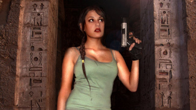 Όλα τα cosplay της Lara Croft από την Φραντζέσκα!
