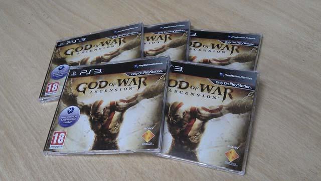 Οι τυχεροί του διαγωνισμού God of War: Ascension