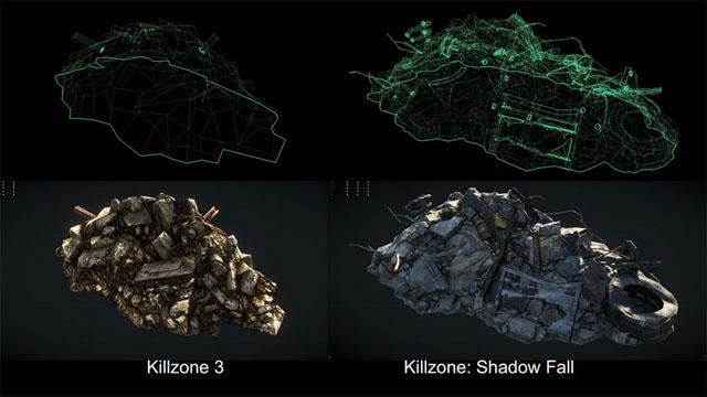 Διαφορές γραφικών ανάμεσα σε PS3 και PS4