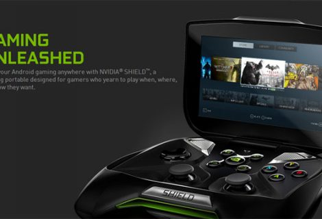 Τον Ιούνιο κυκλοφορεί το nVidia Shield!