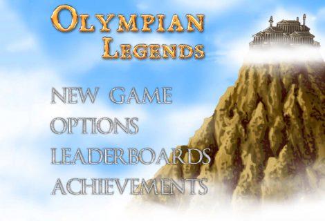 Olympian Legends