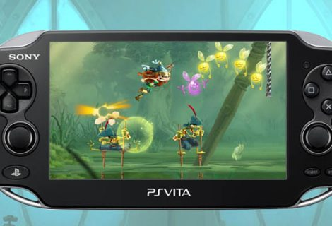 Το Rayman Legends έρχεται και στο PS Vita!
