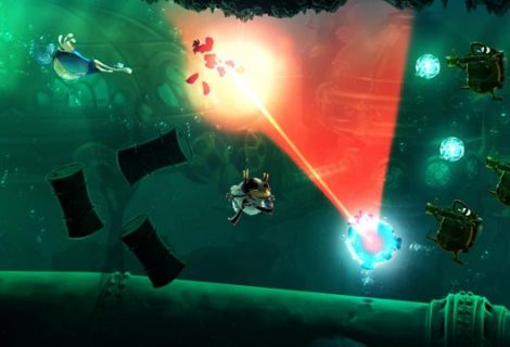Το Rayman Legends συναντά Assassin's Creed και Splinter Cell