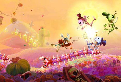 Εξερεύνησε τον νέο μουσικό χάρτη του Rayman Legends
