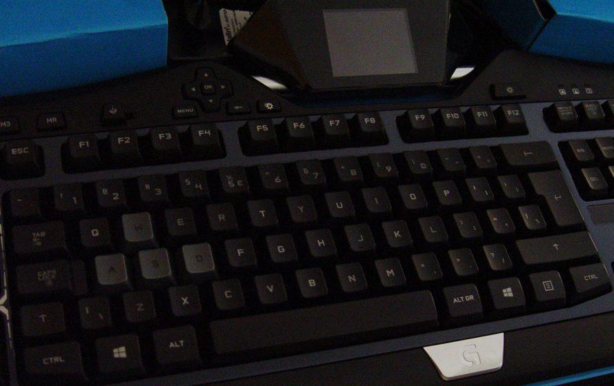 Logitech G19s Gaming Keyboard [Βίντεο-παρουσίαση]