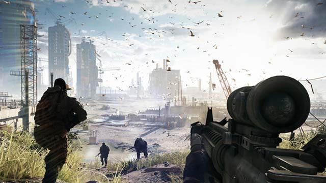 Νέο βίντεο με τους δημιουργούς της μηχανής Frostbite 3 του Battlefield 4