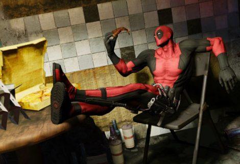 Μπόλικο gameplay του Deadpool!